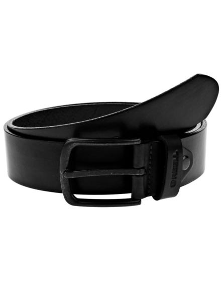 REELL All zwart Buckle Belt zwart