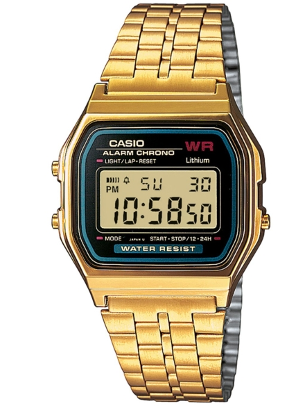 Casio A159WGEA-1EF patroon