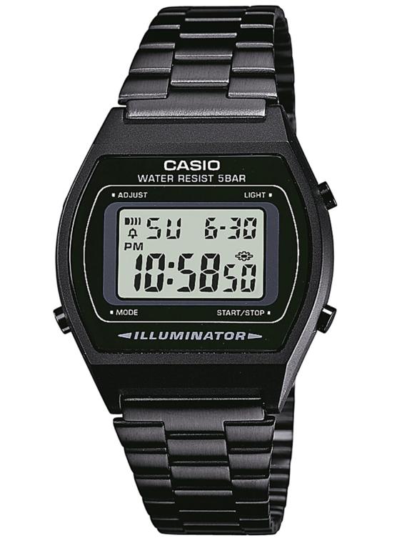 Casio B640WB-1AEF patroon