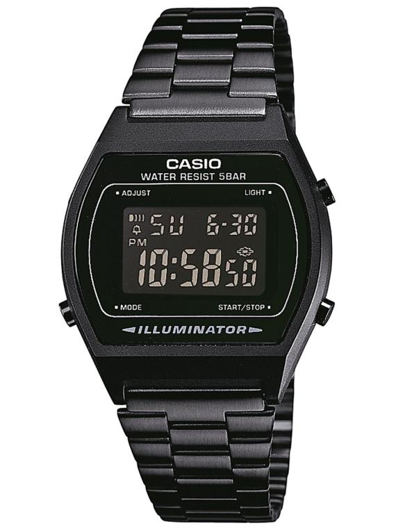 Casio B640WB-1BEF patroon