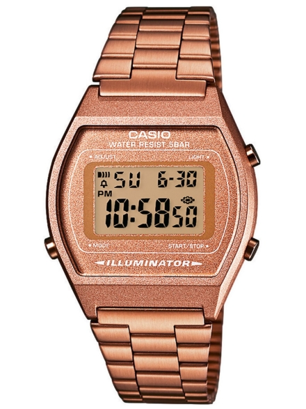 Casio B640WC-5AEF patroon