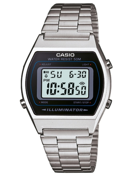 Casio B640WD-1AVEF patroon