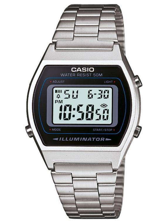 Casio B640WD-1AVEF patroon