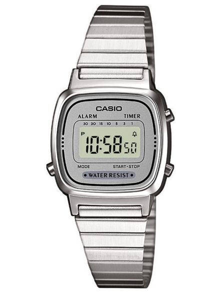 Casio LA670WEA-7EF patroon