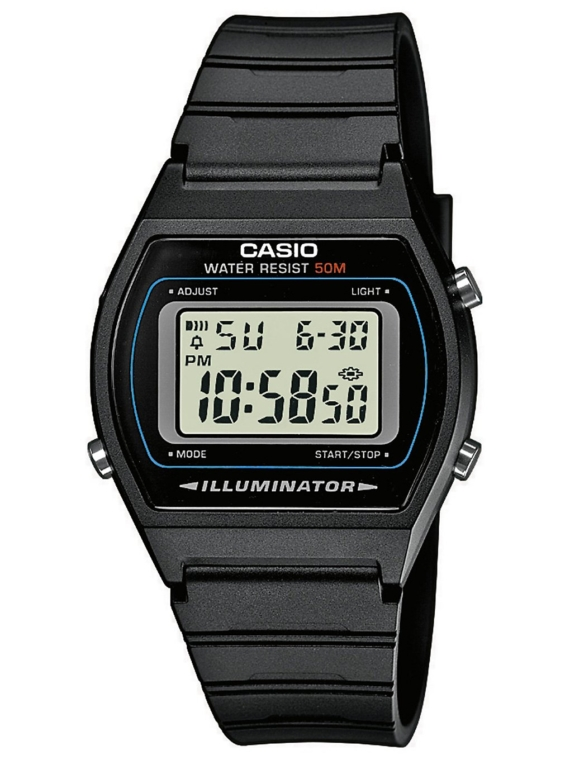 Casio W-202-1AVEF patroon