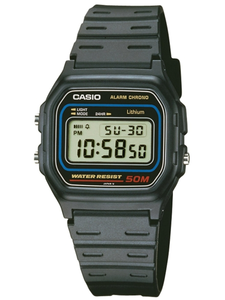 Casio W-59-1VQES patroon