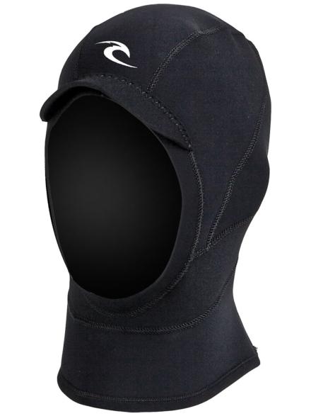 Rip Curl E Bomb 2mm GB Hood zwart