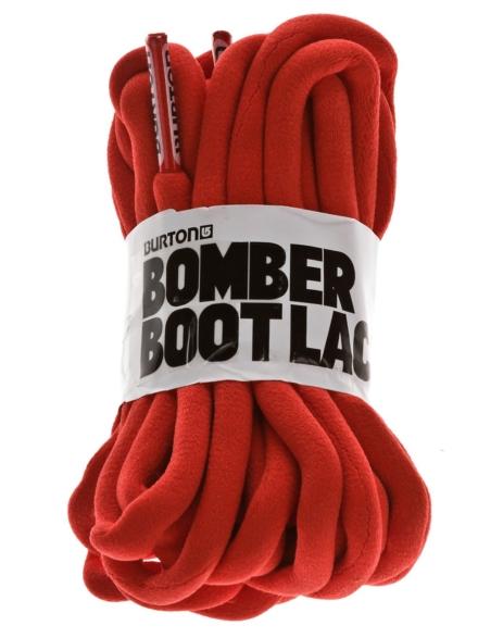 Burton Bomber Laces rood