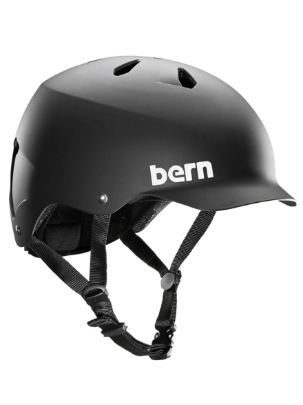 Bern Team Watts EPS Skihelm zwart