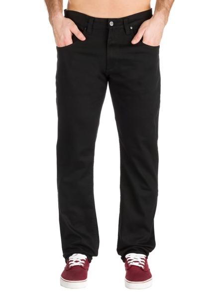 REELL Lowfly Jeans zwart