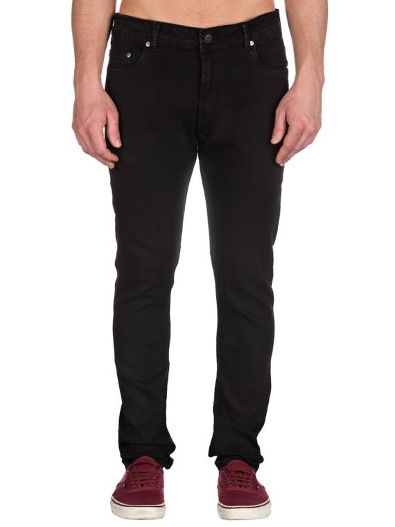 REELL Radar Stretch Jeans zwart