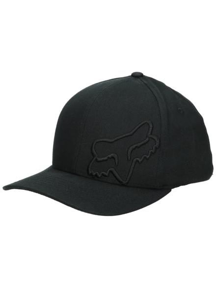 Fox Flex 45 Flexfit petje zwart