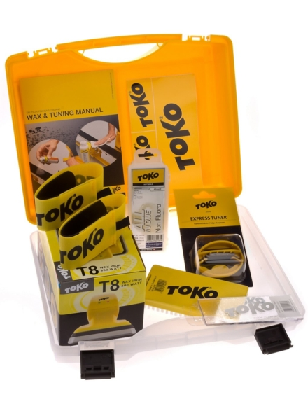 Toko Complete Wax Case patroon