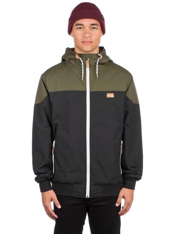 Iriedaily Insulaner Ski jas zwart