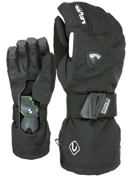 Level Fly handschoenen zwart