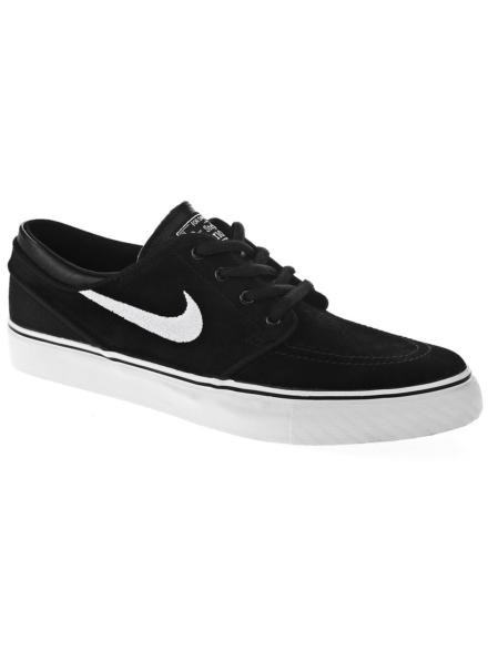 Nike SB Stefan Janoski Skate schoenen zwart