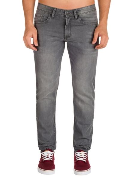 REELL Spider Jeans grijs