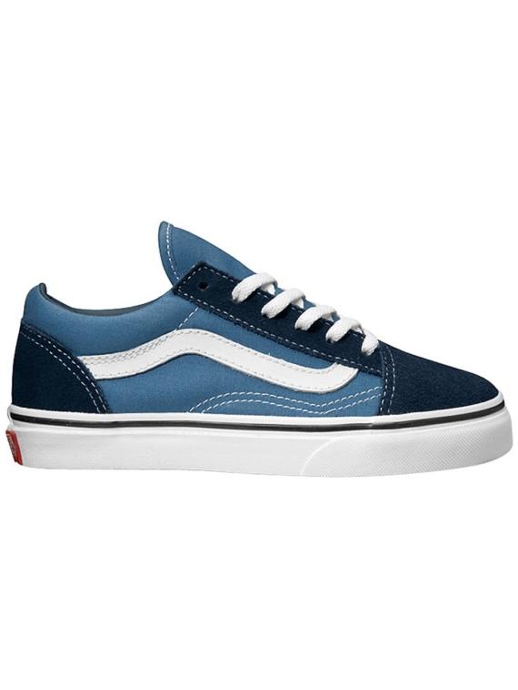 Vans Old Skool Sneakers jongens blauw