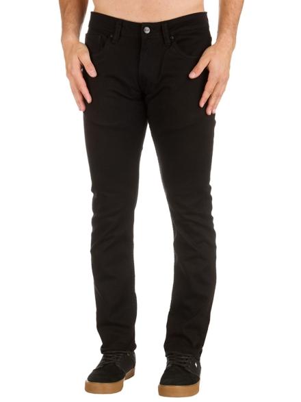 REELL Spider Jeans zwart