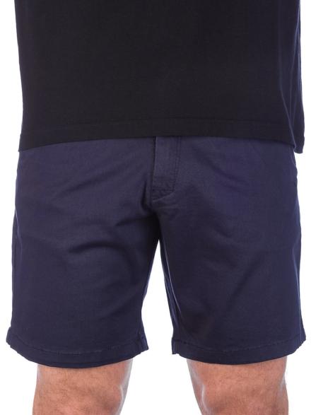REELL Flex Chino korte broek blauw