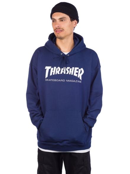 Thrasher Skate-Mag Hoodie blauw