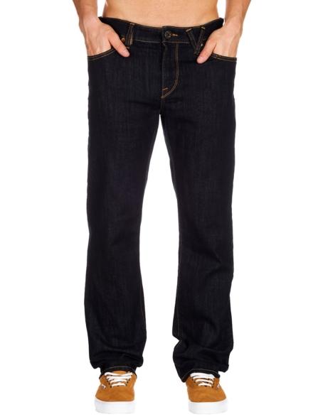 Volcom Solver Jeans blauw