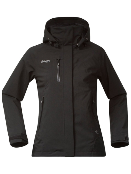 Bergans Flya Insulator Ski jas zwart