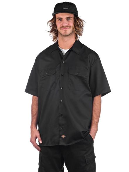Dickies Work Shirt zwart