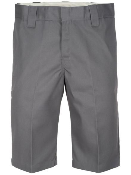 Dickies Slim 13 Work korte broek grijs