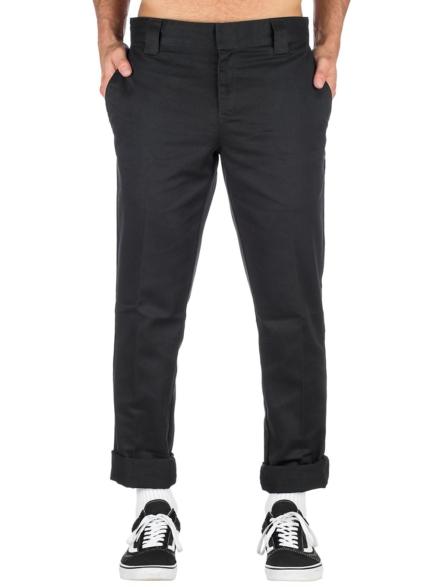 Dickies Slim Fit Work broek zwart