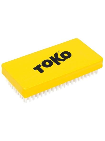 Toko Base Brush Nylon geel