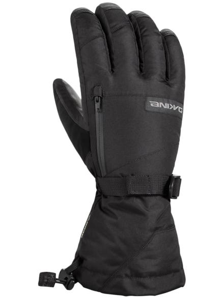Dakine lederen Titan Gore-Tex handschoenen zwart