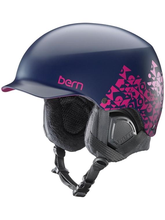 Bern Muse EPS Skihelm blauw