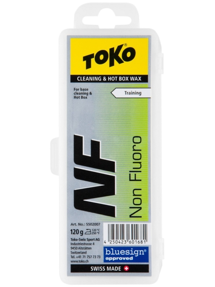 Toko Nf Cleaning & Hot Box 120g Wax patroon