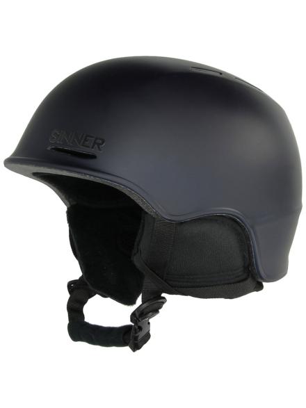 TSG Trophy Solid Color Skihelm zwart
