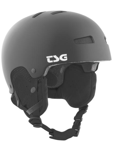 TSG Gravity Snowboard Skihelm zwart