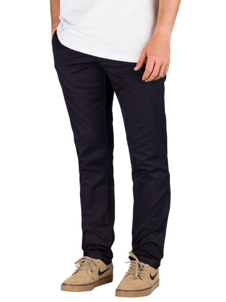 Carhartt WIP Sid broek blauw