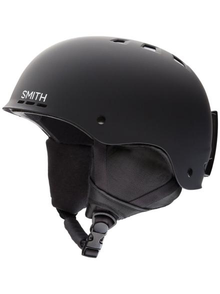 Smith Holt 2 Skihelm zwart