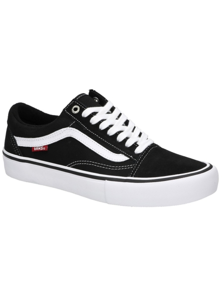 Vans Old Skool Pro Skate schoenen zwart