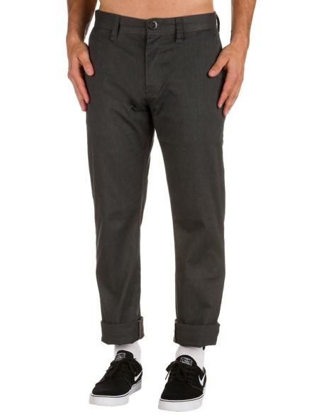 Volcom Frickin Modern Stretch broek grijs