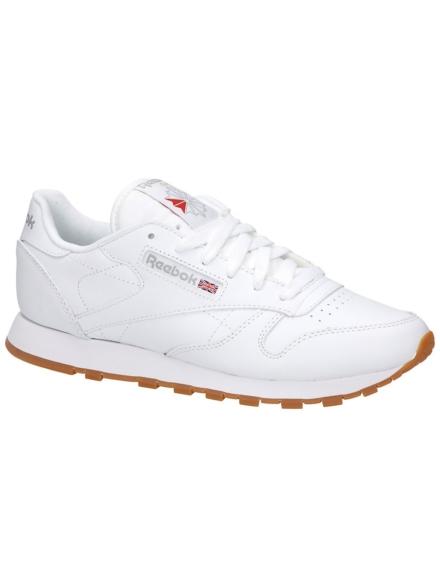 Reebok Classic lederen Sneakers wit