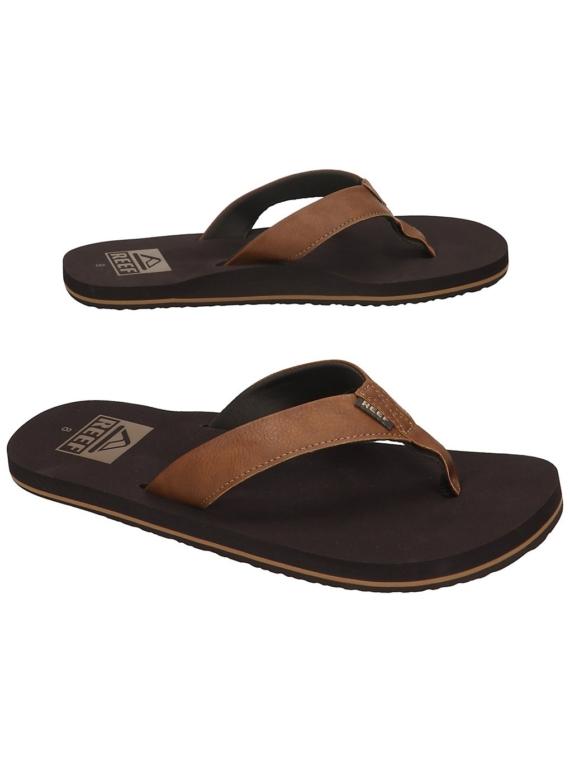Reef Twinpin slippers bruin