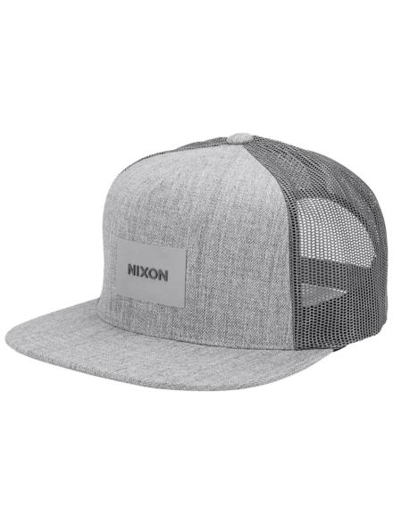 Nixon Team Trucker petje grijs