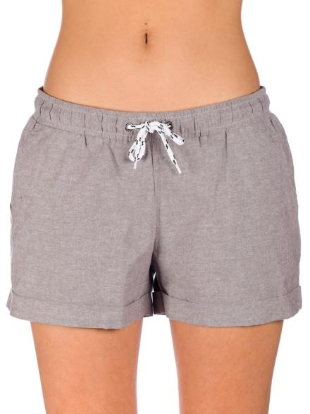 Iriedaily Chambray Girl korte broek grijs