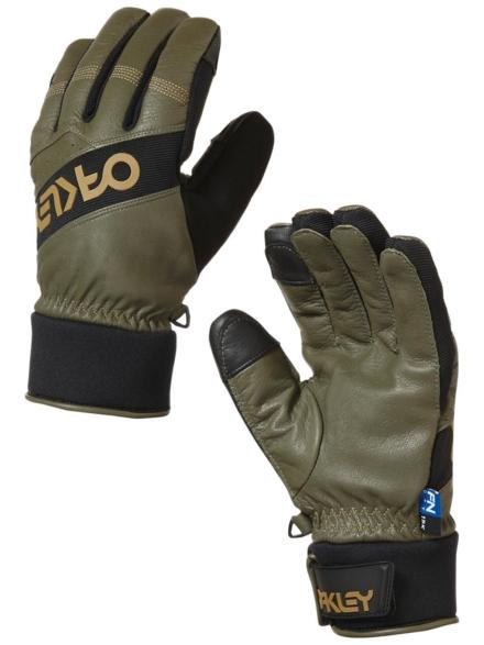 Oakley Factory Winter 2.0 handschoenen groen