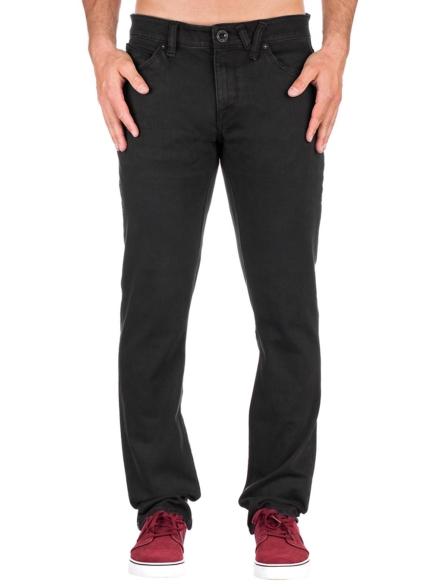 Volcom Vorta Jeans zwart