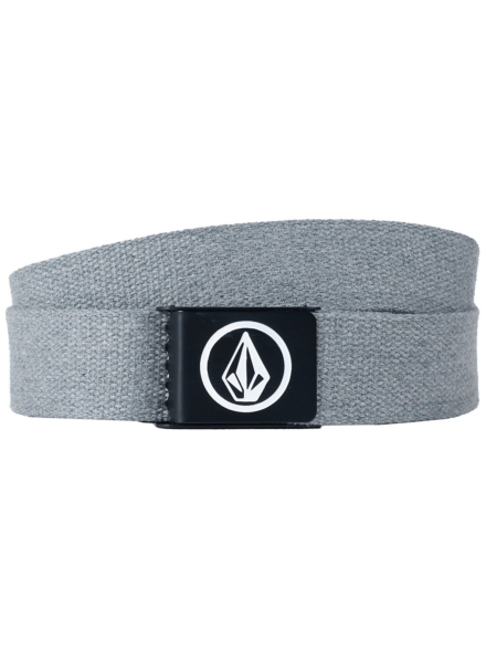 Volcom Circle Web Belt grijs