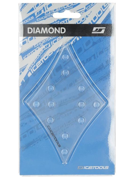 Icetools Diamond Stomp Pad patroon