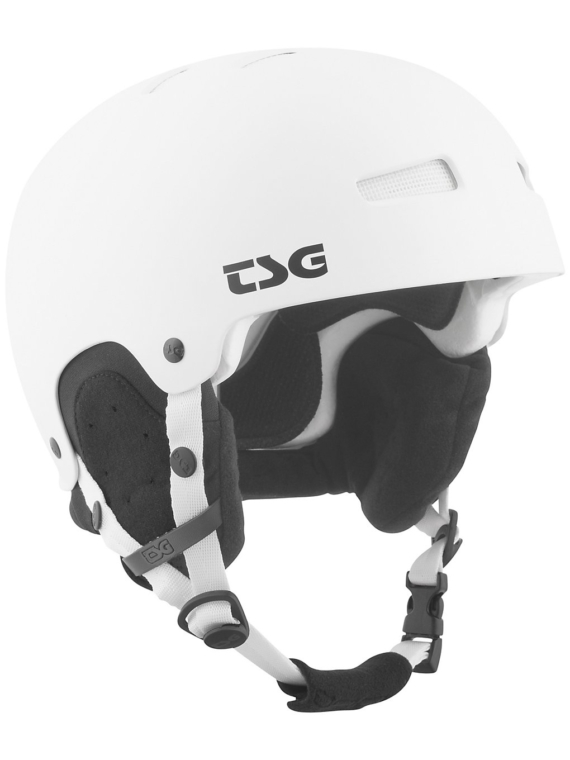 TSG Gravity Solid Color Skihelm wit