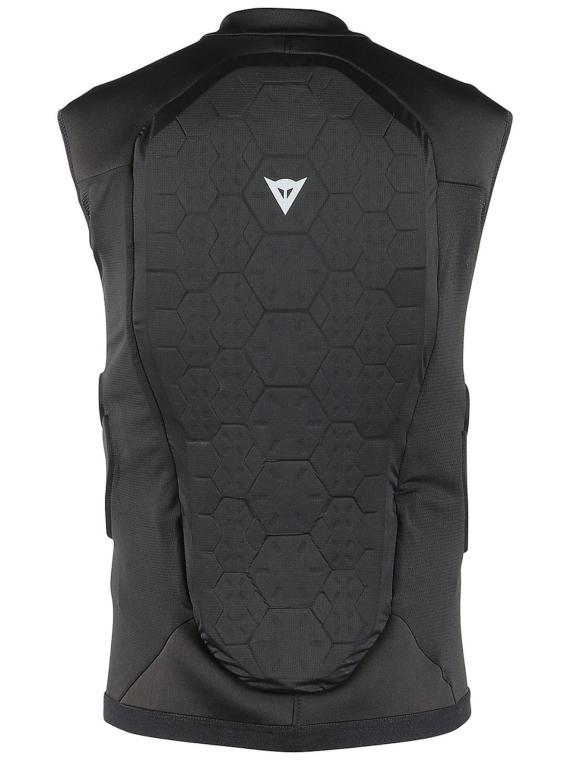 Dainese Flexagon Waistcoat zwart
